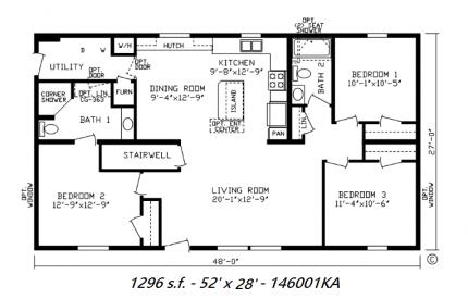 MODULAR HOMES 1188 - 1512 s.f. | WHOLESALE HOUSING INC on
